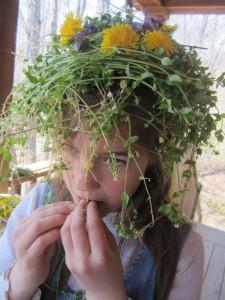 Heidi's weed hat 2